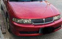 Mitsubishi Lancer 2002 Manual Gasoline for sale in Calamba