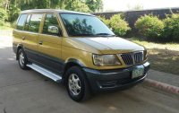 Selling 2nd Hand Mitsubishi Adventure 2001 at 130000 km in Marilao