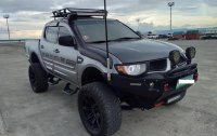 2nd Hand Mitsubishi Strada 2007 for sale in Cebu City