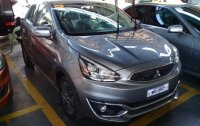 Selling Mitsubishi Mirage 2017 Automatic Gasoline in Quezon City
