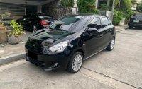 Selling 2015 Mitsubishi Mirage Hatchback at 23000 km