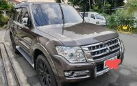 2015 Mitsubishi Pajero Automatic Diesel for sale