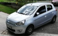 2014 Mitsubishi Mirage for sale in General Trias