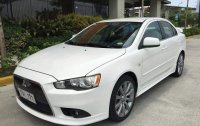 2011 Mitsubishi Lancer Ex at 66000 km for sale in Quezon City
