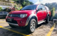 2013 Mitsubishi Strada for sale in Manila