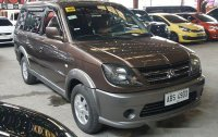 Selling Brown Mitsubishi Adventure 2015 at 28364 km
