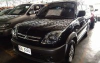 Selling Black Mitsubishi Adventure 2014 Manual Diesel at 50993 km
