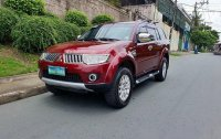 Selling Red Mitsubishi Montero Sport 2012 in Caloocan
