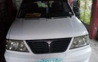 Sell White 2009 Mitsubishi Adventure at 90000 km