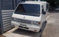 White Mitsubishi L300 2014 Manual Diesel for sale