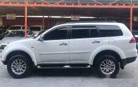 Sell White 2013 Mitsubishi Montero Sport
