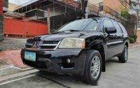 Sell Black 2007 Mitsubishi Endeavor Automatic Gasoline at 82000 km
