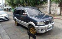 Blue Mitsubishi Adventure 2002 at 130000 km for sale