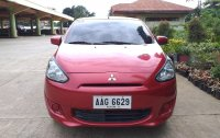 Mitsubishi Mirage 2014 Hatchback for sale in Quezon