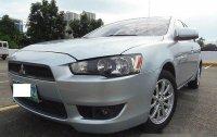 Sell Silver 2010 Mitsubishi Lancer Ex Manual Gasoline at 42000 km