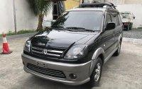 Black Mitsubishi Adventure 2016 at 24000 km for sale