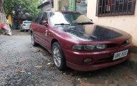 Sell Red 1997 Mitsubishi Galant at 135000 km