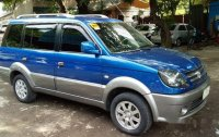 Selling Blue Mitsubishi Adventure 2015 Manual Diesel