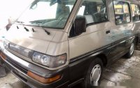 Selling Beige Mitsubishi L300 1999