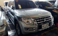 Silver Mitsubishi Pajero 2015 Automatic Diesel for sale