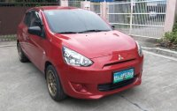 Sell 2013 Mitsubishi Mirage Hatchback in Las Pinas