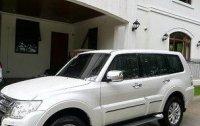 Used White Mitsubishi Pajero 2015 for sale in Manila