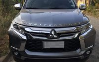 2017 Mitsubishi Montero for sale in Manila