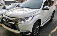 2016 Mitsubishi Montero for sale in Paranaque