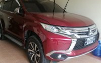 2018 Mitsubishi Montero Sport for sale in Davao City