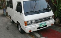Sell White 2013 Mitsubishi L300 in Quezon City
