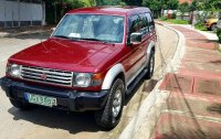 Mitsubishi Pajero 1996 for sale in Marikina