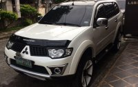 2012 Mitsubishi Montero Sport for sale in Las Pinas