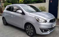 Sell 2016 Mitsubishi Mirage Hatchback in Quezon City