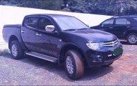 2014 Mitsubishi Strada for sale in Manila