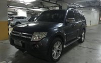 Selling Black Mitsubishi Pajero 2009 Automatic Diesel
