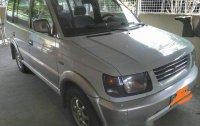 White Mitsubishi Adventure 2001 at 147160 km for sale