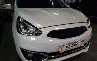 Selling Mitsubishi Mirage 2018 Hatchback in Pasig