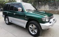 Selling Green Mitsubishi Pajero 1999 in Cebu