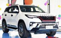 2017 Mitsubishi Montero for sale in Quezon City
