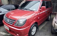 Selling Red Mitsubishi Adventure 2014 in Quezon City