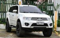 2014 Mitsubishi Montero Sport for sale in Manila