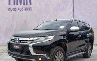 Black Mitsubishi Montero sport 2018 at 17959 km for sale