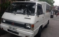 Selling White Mitsubishi L300 2002 at 150000 km