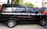 Selling Black Mitsubishi Adventure 2016 Manual Diesel
