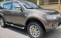 Brown Mitsubishi Montero Sport 2012 Automatic for sale