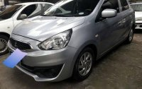 Selling Mitsubishi Mirage 2016 Manual Gasoline