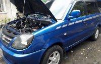 Blue Mitsubishi Adventure 2014 for sale