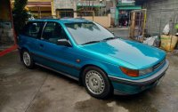 Selling Mitsubishi Colt 1991 Hatchback in Manila