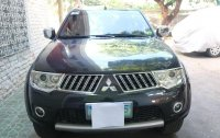 2011 Mitsubishi Montero for sale in Cebu City