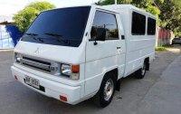 Sell White 2014 Mitsubishi L300 at 55000 km